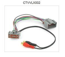 Connects2 VOLVO C30 2004 in poi Aux Input Mp3 iPod RCA ctvvlx002