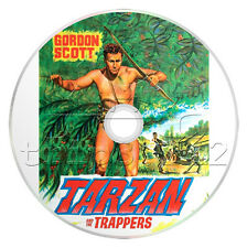 Tarzan and the Trappers (1958) Action, Adventure TV Movie / Film on DVD