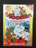 DVD MOOMIN THE COMPLETE SERIES ONE 2 DVD