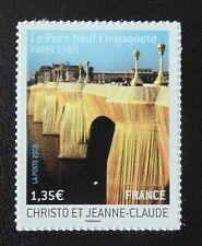 France année 2009 adhésif 338 ( 4369 ) cote 27 euros pont-neuf paris
