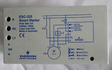 DEMARREUR PROGRESSIF POUR COMPRESSEUR SMART STARTER EMERSON ESC-325 32A NEUF