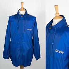 MENS VINTAGE 90'S JAKO BRAND LIGHTWEIGHT CAGOULE RAIN JACKET KAGOUL XL