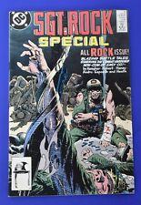 SGT. ROCK SPECIAL EDITION #5 Sept 1989 DC COMICS