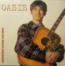 OASIS: Definately maybe the Best - CD [RARE Hungarian Edition]