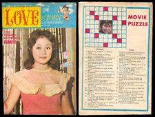 1973 Philippines LOVE STORY KOMIKS MAGASIN Vilma Santos #100 Comics