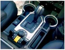 Genuine Land Rover Discovery 3 - Aluminium Interior Gear Surround - VUB501166