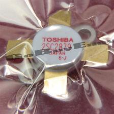 1PCS NEW TOSHIBA 2SC2879 Encapsulation:HF POWER MODULE,TRANSISTOR (2~30MHz SSB