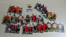 lot de cartes panini euro 2012