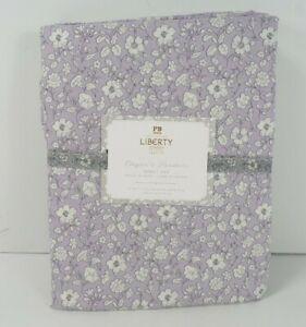 Pottery Barn Teen Liberty London Edgars Floral Garden Sheet Set XL Twin #2471