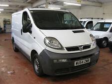 Box Vivaro Commercial Vans & Pickups