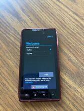 GOOD!!! Motorola Droid RAZR MAXX XT912 Android 4G LTE Touch VERIZON Smartphone