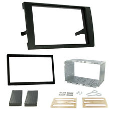 CT23AU04 Audi A4 B7 2005-08 Double Din Cage Kit Car Stereo Fascia Panel Adaptor