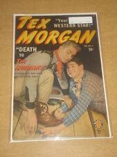 TEX MORGAN #9 FN (6.0) MARVEL COMICS FEBRUARY 1950