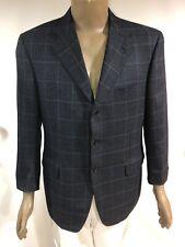 CANALI SAKS FIFTH AVENUE 3BTN Men's Jacket Size 42 C Wool 100%