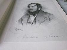 Wien Archiv 6 Kultur 3072 Nikolaus Lenau 1802-1850 Josef Kriehuber 1841