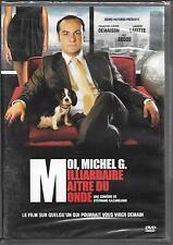 DVD ZONE 2--MOI MICHEL G. MILLIARDAIRE MAITRE DU MONDE--DEMAISON/LAFITTE--NEUF