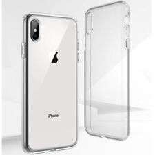 Poetic iPhone XS MAX [Crystal] Ultra Slim Case Soft TPU Cover