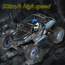 WLtoys 12428B 1/12 2.4G 4WD RC Car Electric 50KM/h High Speed Off-Road Truck Toy