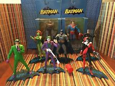 DC Direct Batman Hush Lot Scarecrow Superman Joker Poison Ivy Riddler Catwoman