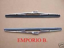 Coppia Spazzole tergi FIAT 500 F1°serie/500D/600D/1100D