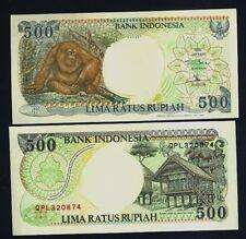 INDONESIA  500 Rupiah 1997  UNC  P 128 f
