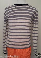 MARIO GILBERTI men size M merino wool sweater MADE IN ITALY