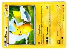 POKEMON NOIR & BLANC HOLO N° 115/114 PIKACHU SECRET