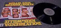 "Kris, Willie, Dolly & Brenda ""The Winning Hand"" 2 LP SET"
