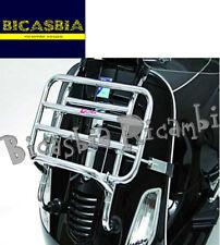 10574 - PORTAPACCHI ANTERIORE SPECIAL CROMATO VESPA 50 125 150 LX