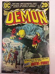 The DEMON Vol. 1 Comic Book Lot (3)