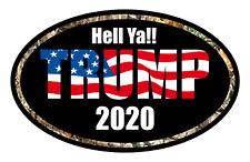 TRUMP 2020 MAGA STICKER AMERICAN FLAG DECAL 25 pack