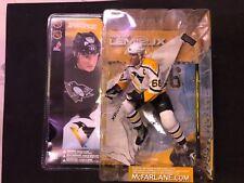 McFarlane NHL Series 2 Mario Lemieux Chase Variant White Jersey Rare Figure