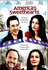 USED DVD //  AMERICA'S SWEETHEARTS - Julia Roberts, Billy Crystal, Catherine Zet