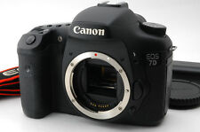 Canon EOS 7D Digital SLR Camera -Shutter Count 5,349 !- NearMint (Ca-147)