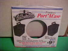 """""""COLLECTABLES"""" VINTAGE 7 INCH 45 RPM COMPANY SLEEVE ONLY NO RECORD PORT' A CASE"""