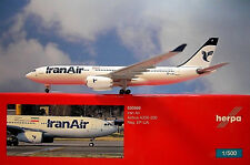 Herpa Wings 1:500 Airbus A330-200 Iran Air Ep-Ija 530569 Modellairport500