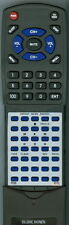 Replacement Remote Control for ROTEL RRD95, RR-D95