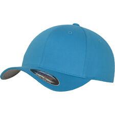 Flexfit Wooly Combed – Cappello da Baseball con 6 Panelli Unisex (b1e)