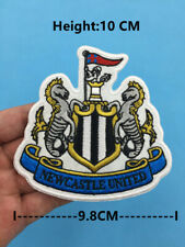 Premier League Newcastle badge Newcastle football embroidery patch badge9.8X10CM