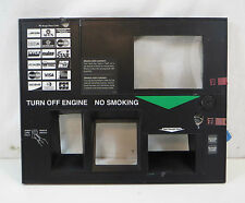 *Used* Gas Pump Face Plate Cover Key Pad, Tokheim EPP Crind Door (wrs)