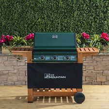 Fire Mountain 3 Burner Elbrus Gas Barbecue BBQ
