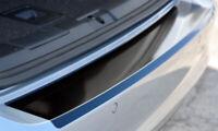 Ladekantenschutz für AUDI Q5 8R Schutzfolie Schwarz Glanz 160µm