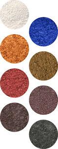 NEW True Colors Smoky Eye Shadow Stack 8 Loose Powder Pigments Lip Eye Nail