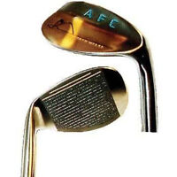 New 64 degree Stainless Steel Lob Wedge, Graphite Shaft