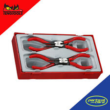 TT474-5 - Teng Tools - 4 Piece 5 Inch Circlip Plier Set