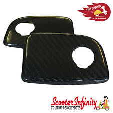 Brake Master Cylinder Covers Vespa GTS/GTS Super/GT (Carbon) (2 pcs)
