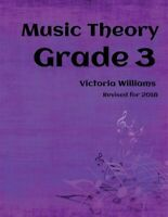 My Music Theory, Grade 3 : For Abrsm Candidates, Paperback by Williams, Victo...