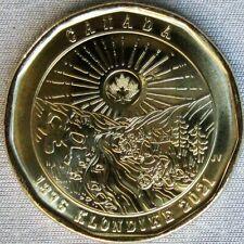 **NEW*CANADA / KANADA_1 Dollar 2020_Klondike Gold Rush_normal_lose_unc
