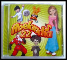 CRISTINA D'AVENA - FIVELANDIA 22 - 2004 RTI MUSIC - CD SIGILLATO!!
