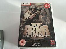 ARMA 2: Reinforcements (PC DVD)  8594071980283